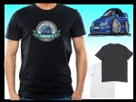 KOOLART BACK IN THE DAY Slogan Design for Retro Ford Sierra Saphire Cosworth mens or ladyfit t-shirt